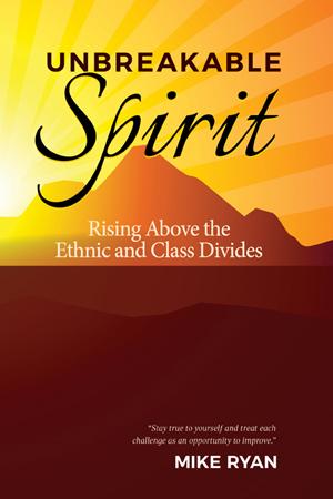 Unbreakable Spirit book cover